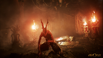 Gamescom 2016: Take a ten minute trip through hell with this new Agony gameplay demo