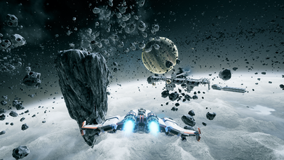Roguelike space shooter Everspace releasing into Early Access for Steam, Xbox, and GOG.com