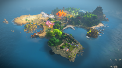 The Witness coming to Xbox One