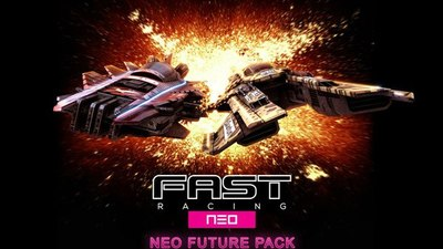 FAST Racing NEO DLC trailer shows off the new tracks