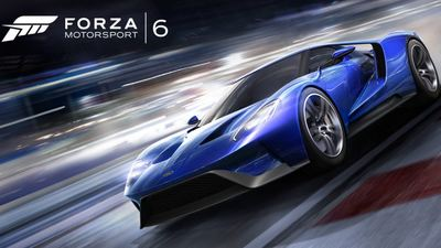Download and play Forza Motorsport 6 for free this weekend with Xbox Live Gold