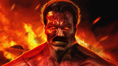 The Red Hulk was almost in Civil War