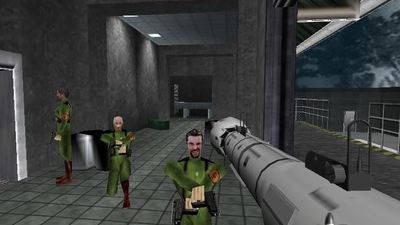 GoldenEye 007 didn't get an Xbox 360 remake because of rights issues
