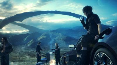First half of Final Fantasy XV is open world, second half is linear