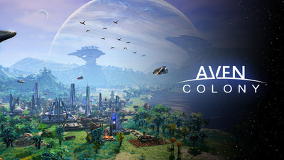New Sci-Fi City-Builder, 'Aven Colony' announced