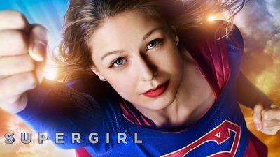 The CW drops the first poster for season 2 of 'Supergirl'