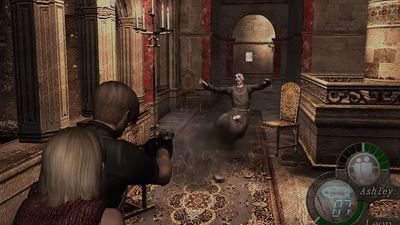 Resident Evil 4 hits PS4 and Xbox One today
