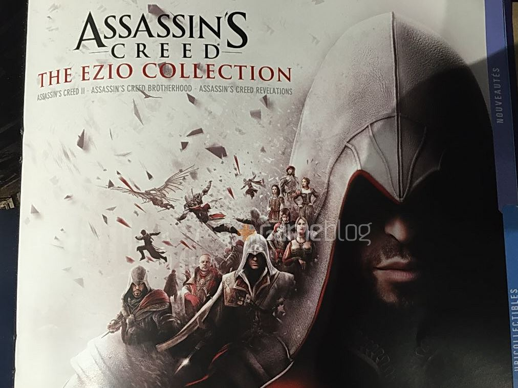 Promotional Material For Rumored Assassin's Creed