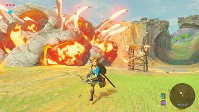 The Legend of Zelda: Breath of the Wild gets new gameplay teaser