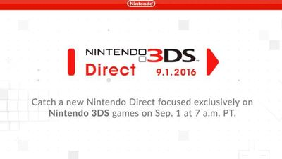 Watch today's Nintendo Direct live here