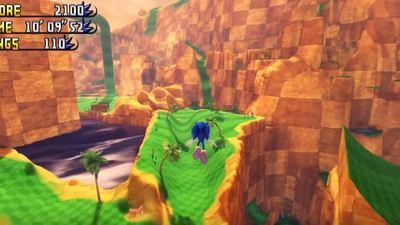 Fans do what Sega won't, make an awesome 3D Sonic the Hedgehog game