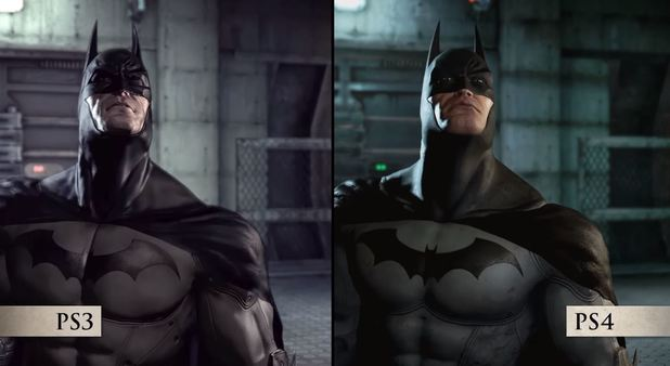 Batman: Return to Arkham gets official release date and side-by-side comparison on PS4