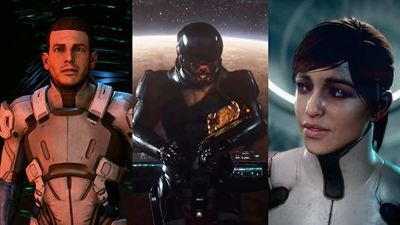 FemRyder and BroRyder are brother and sister in Mass Effect: Andromeda
