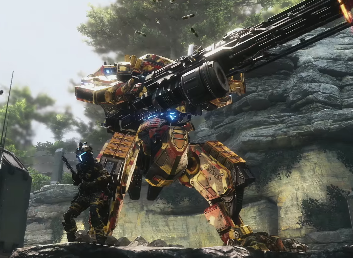 watch titanfall 2 will allow both pilot and titan camo