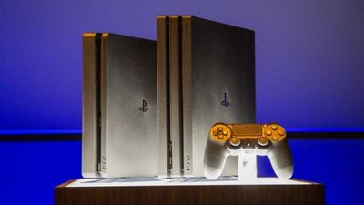 PS4 Pro didn't get 4K Blu-ray player, because you have 4K Netflix