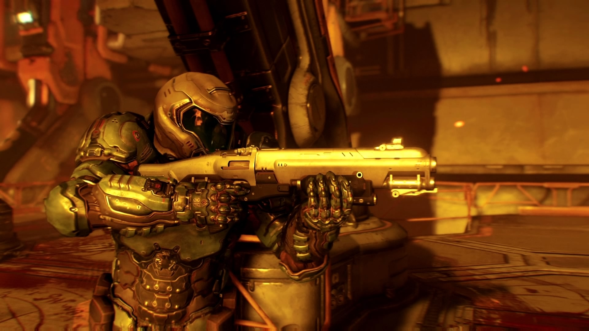 New DOOM trailer shows off three new game modes