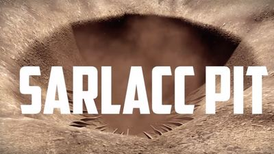 Someone brought Star War's Sarlacc Pit to Halo 5 with Forge
