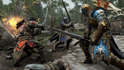 For Honor gets 3 new trailers spotlighting factions ahead of closed alpha
