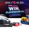 Spend $5 at Taco Bell for a chance to win a PSVR Launch Bundle or get diarrhea