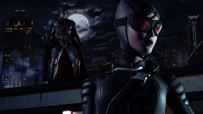 Batman: The Telltale Series Episode 2: Children of Arkham gets new trailer