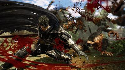 TGS 2016: Koei Tecmo's Berserk game gets a trailer, a delay, and a Western title