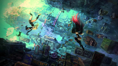 TGS 2016: Catch a glimpse of new powers and Kat's singing in the latest Gravity Rush 2 trailer.