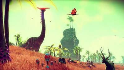Even Sony's President thinks Sean Murray over promised No Man's Sky