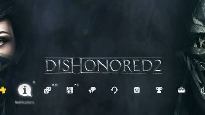 Three free PS4 dynamic Dishonored 2 themes hit the PS Store