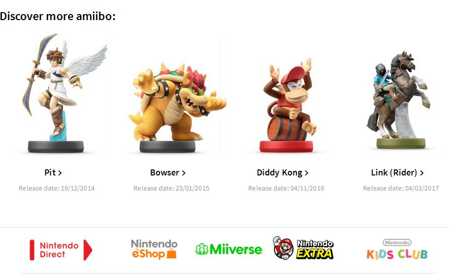 Does This Amiibo Reveal The Nintendo NX's Launch Date?
