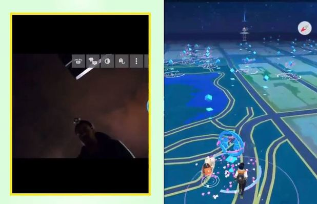 Video Of Streamer Mugged Live Whilst Playing Pokemon GO