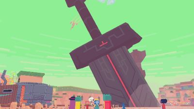 Anti-Adventure Diaries of a Spaceport Janitor releases on Steam with new trailer