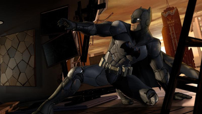 Batman: The Telltale Series: Episode 2 is out today alongside a behind-the-scenes trailer