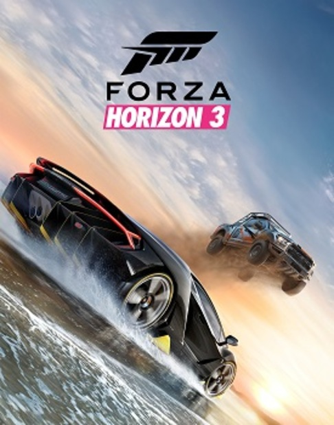 Forza Horizon 3 - Feature