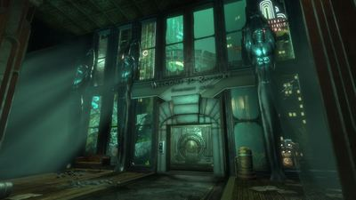 Fixes are inbound for the PC version of BioShock Remastered