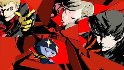 Persona 5 reveals new steelbook art for Western release