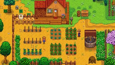 Stardew Valley just got a multiplayer mod that lets you play co-op