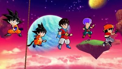Dragon Ball Fusions is heading to the Americas later this year