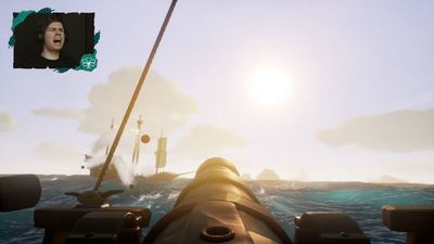 New Sea of Thieves video showcases the game's incredible detail with lighting effects