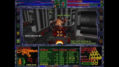 System Shock's original source code is going to be released to the public