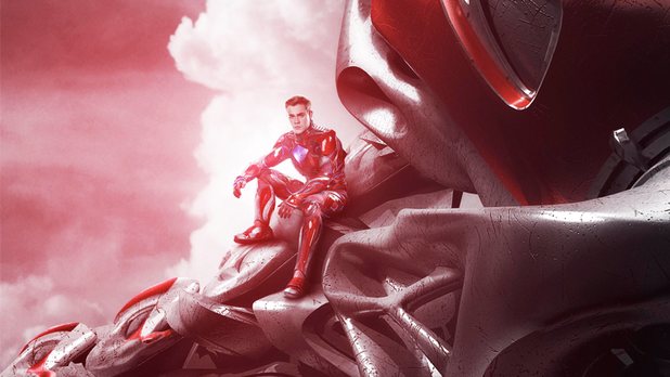 New 'Power Rangers' photos released featuring Rangers with their ZORDs