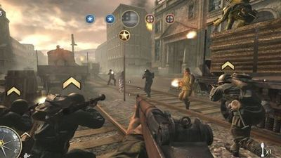 Call of Duty 3 hits the Xbox One today via backward compatibility