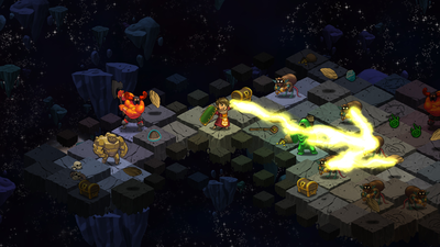 Rogue-like dungeon-crawler, Rogue Wizards releasing next week