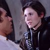 Carrie Fisher jokes about why Han and Leia are no longer together