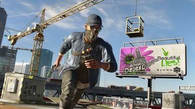 Watch Dogs 2 is rated 'M' due to 'Blood, Intense Violence, Nudity, Sexual Themes, Strong Language, Use of Drugs'