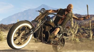 Grand Theft Auto Online free Bikers DLC gets a release date and new details