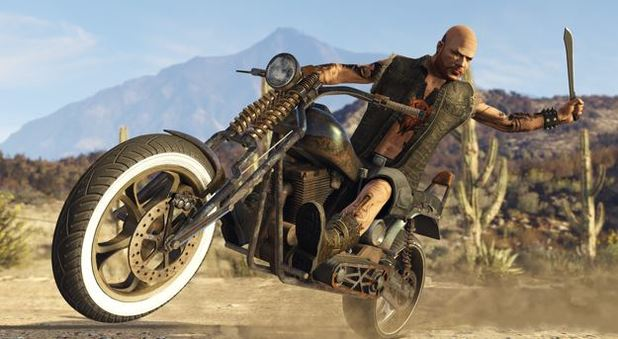 Grand Theft Auto V brand new next gen trailer and release dates [VIDEO ...