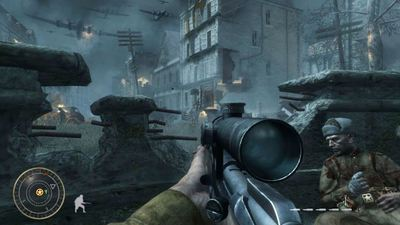 Call of Duty: World at War and three other games go backward compatible for Xbox One
