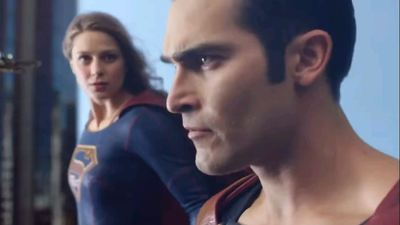 New 'Supergirl' season 2 trailer & clip features Superman in action