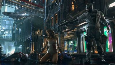 "Cyberpunk 2077 might feature a ""huge living city"" and seamless multiplayer"
