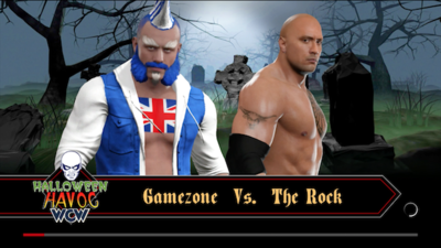 [Watch] GameZone takes on The Rock